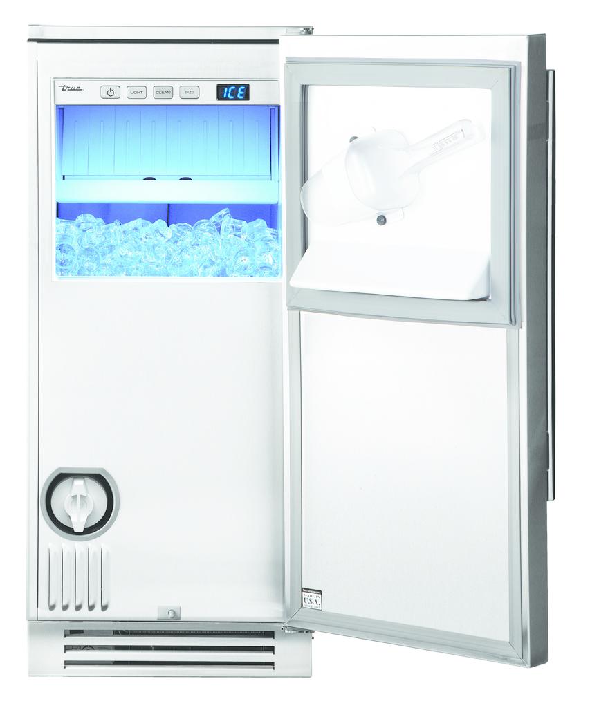 15″ Clear Ice Machine