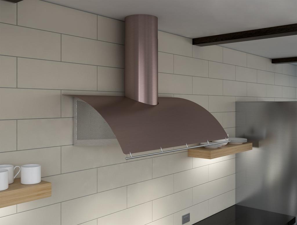 Okeanito Kitchen Hood