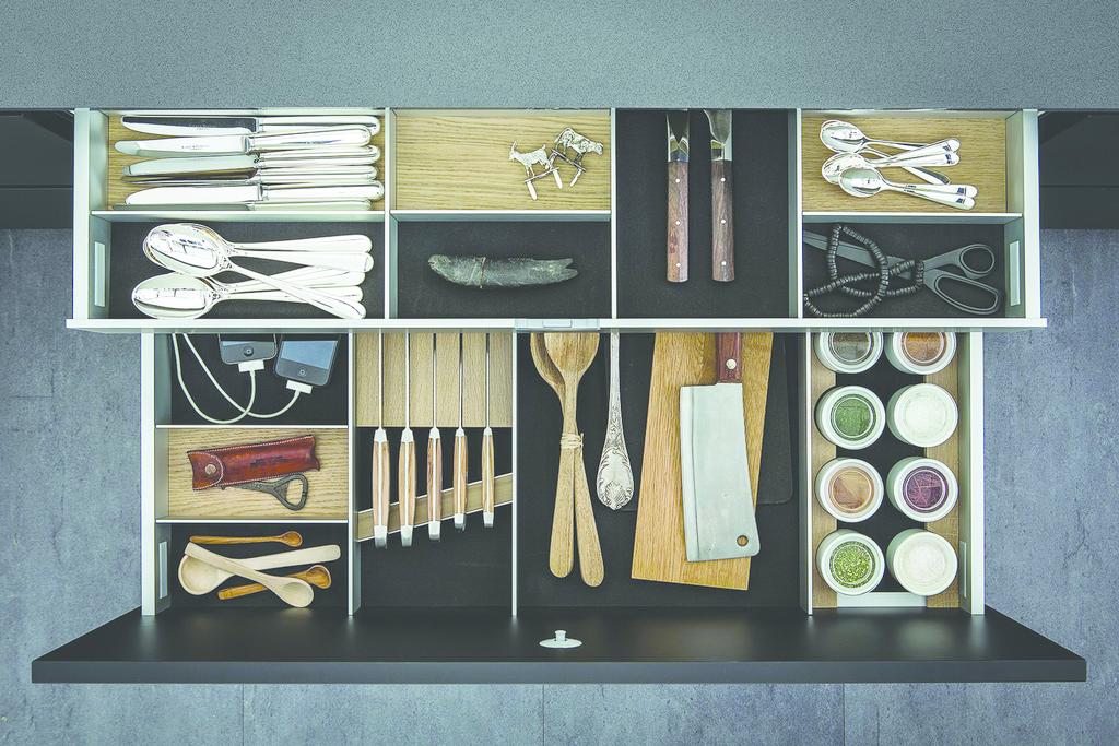 Engineered Cabinet Storage