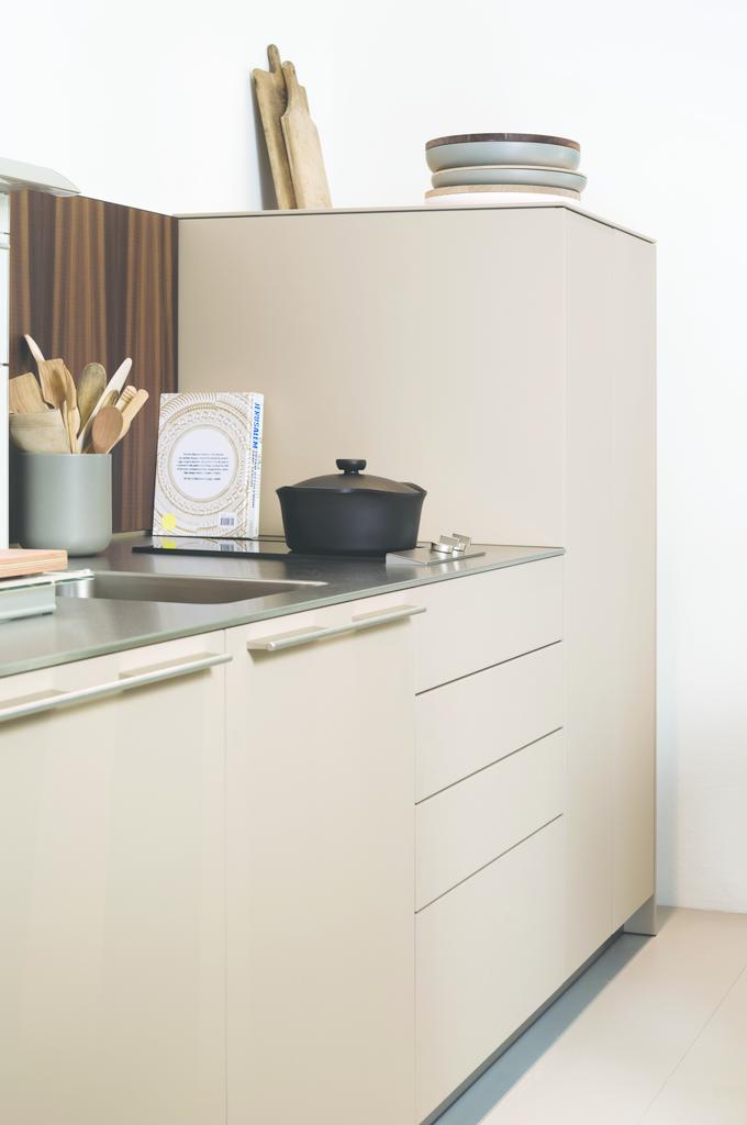 Matte Finish Cabinets