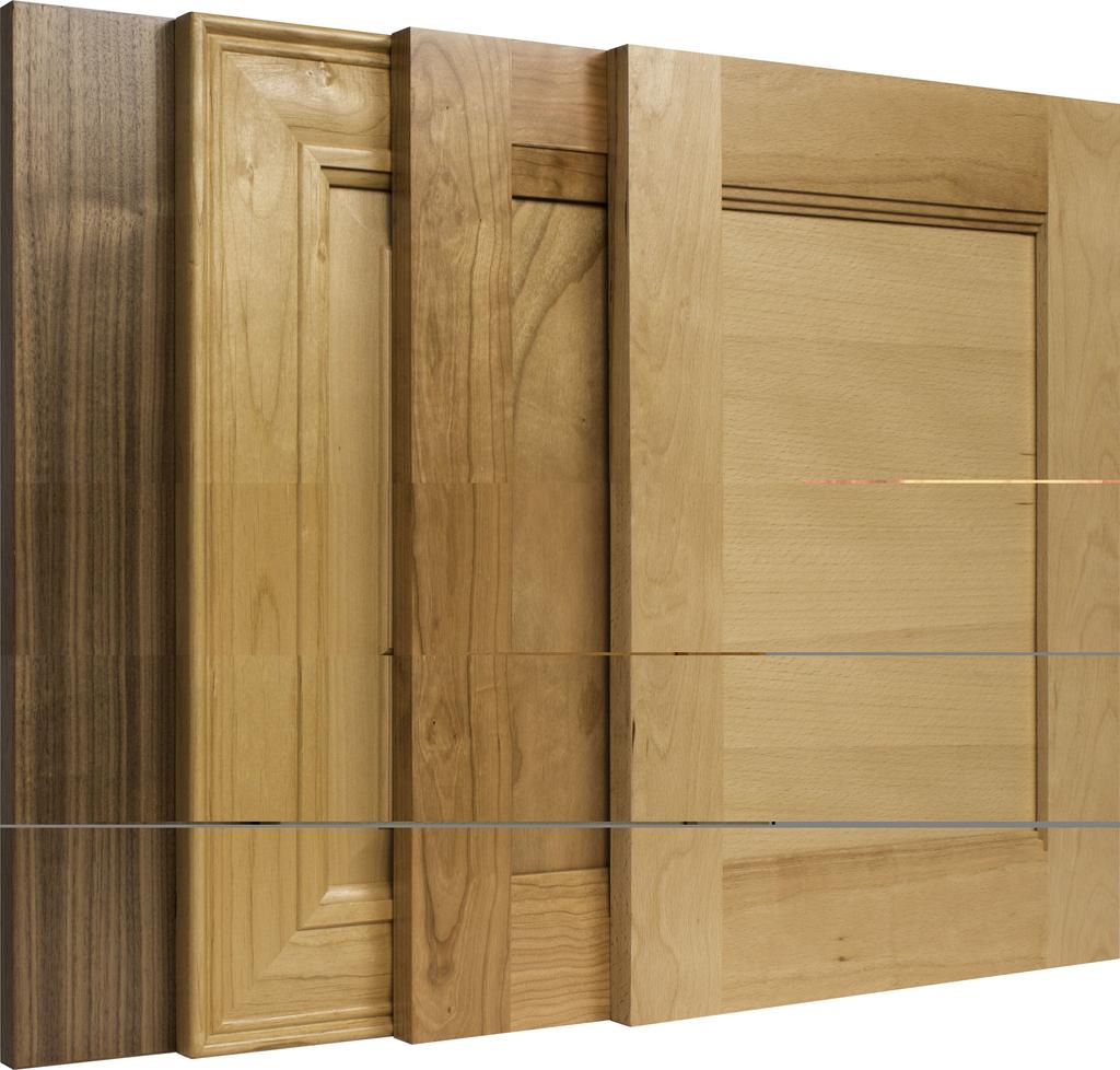 Mitered Cabinet Door