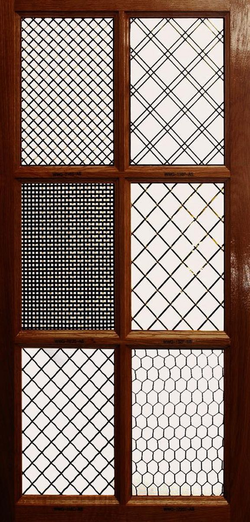 Woven Wire Grilles