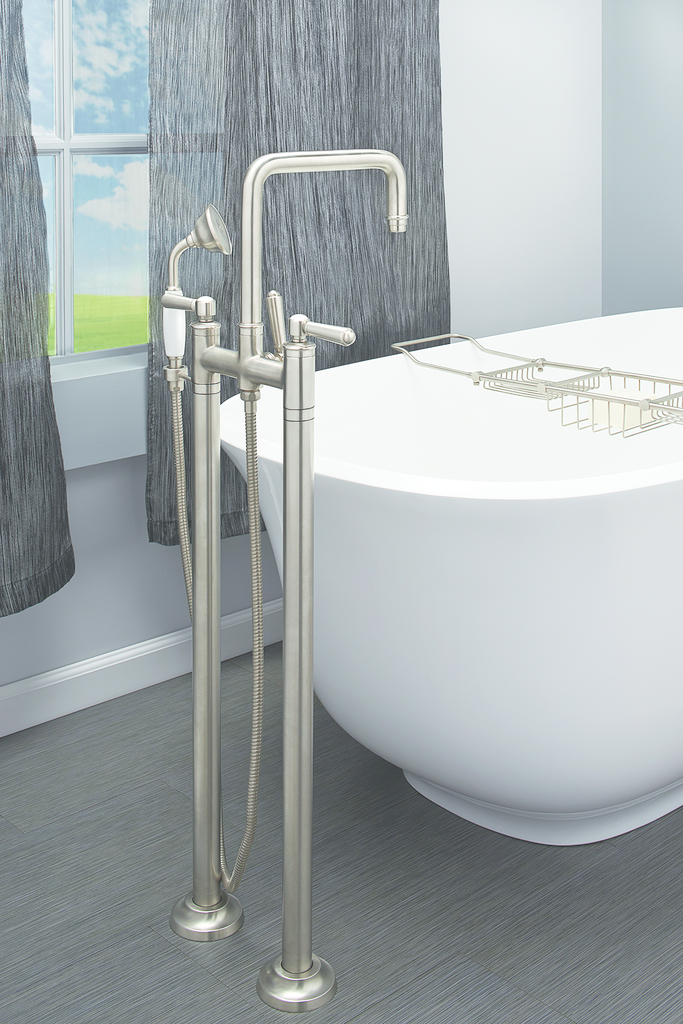 Four tub filler series introduced