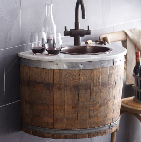 Bordeaux Vanity