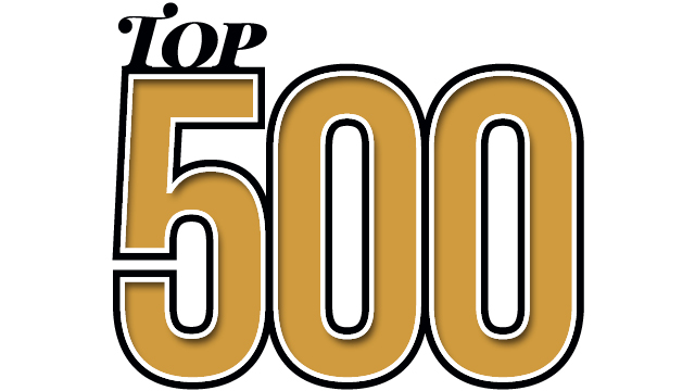 2015 Top 500: Increased Elevation