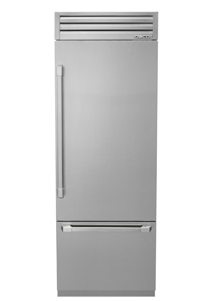 Fully Integrated Refrigerators