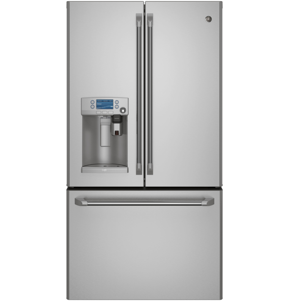 Cafe Refrigerator with Keurig Brewing System