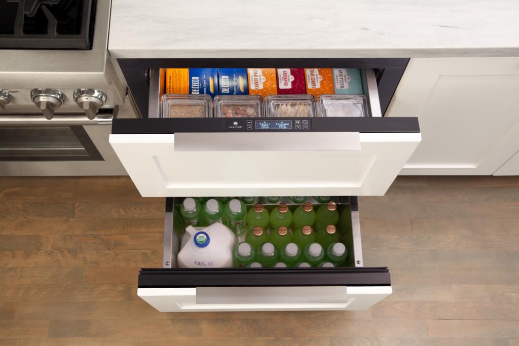 Modular Refrigerator Drawer