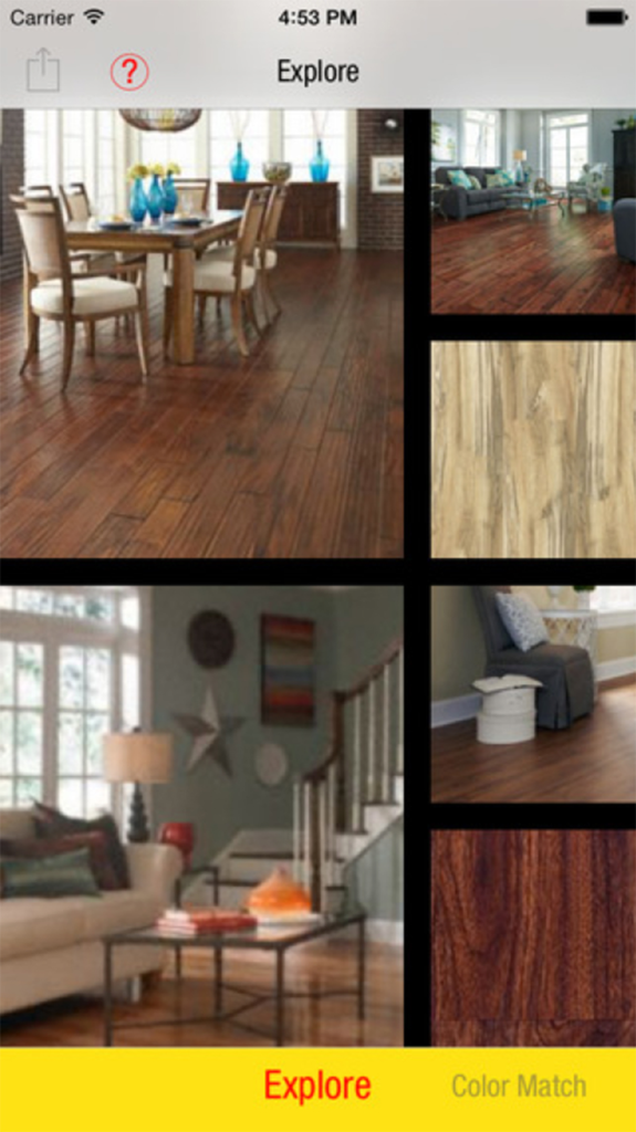 Simplify hardwood flooring purchases