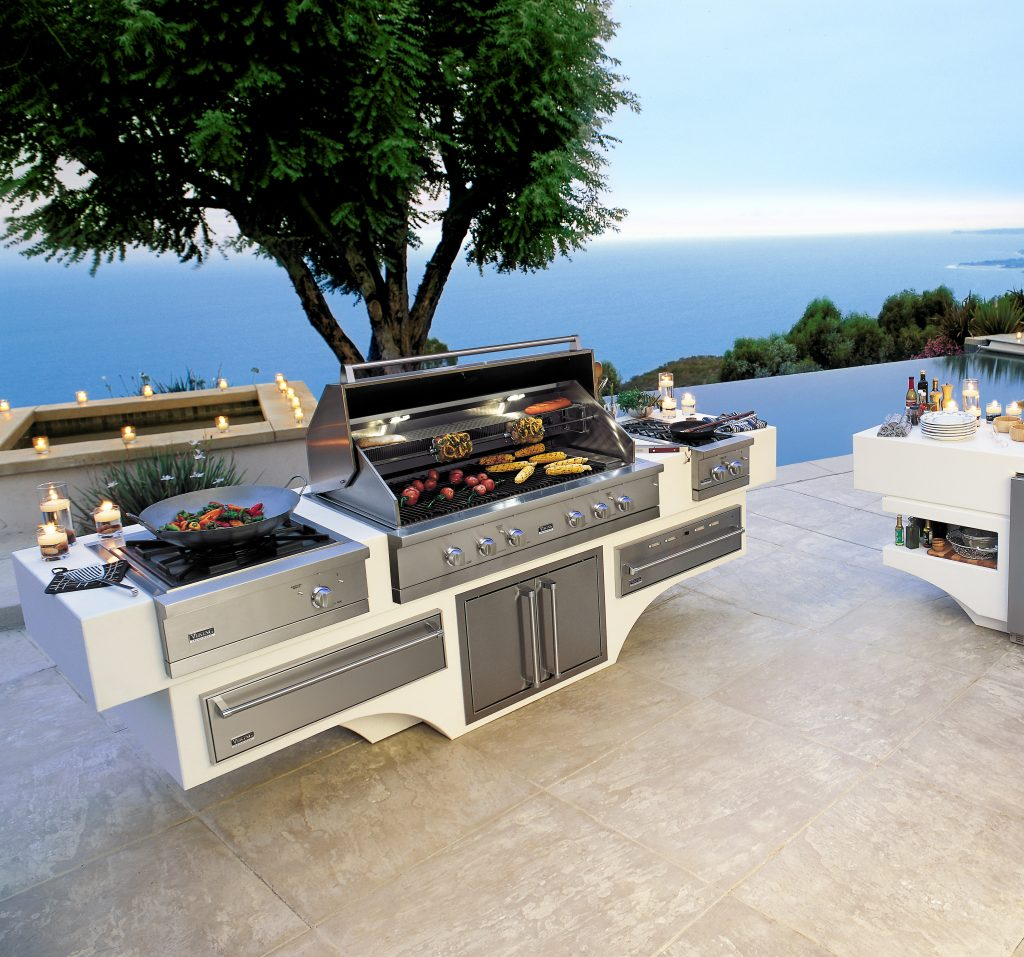 Professional Outdoor Grills