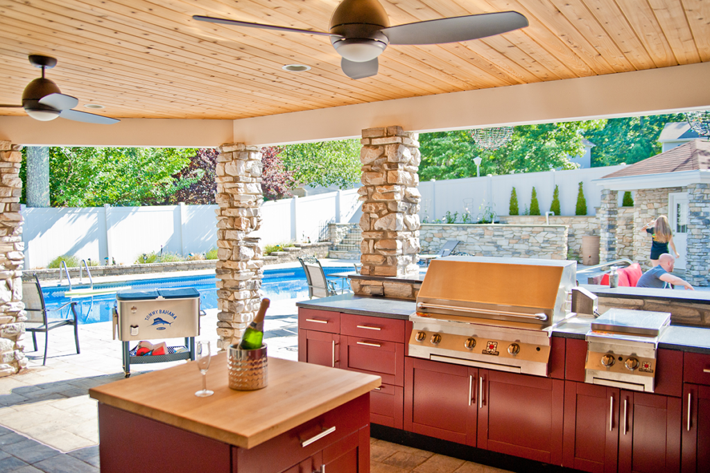 The Evolution of Outdoor Kitchens