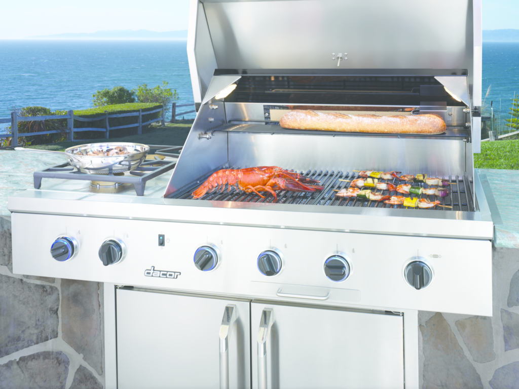 Discovery Outdoor Grill