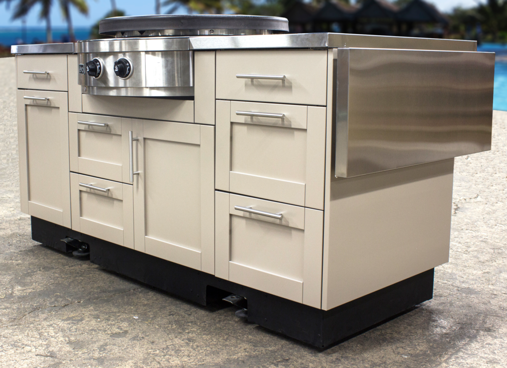 Mobile Outdoor Kitchens