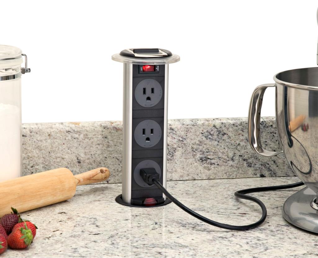Convenient kitchen power option