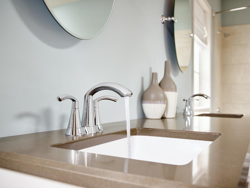 Glyde Bath Faucet