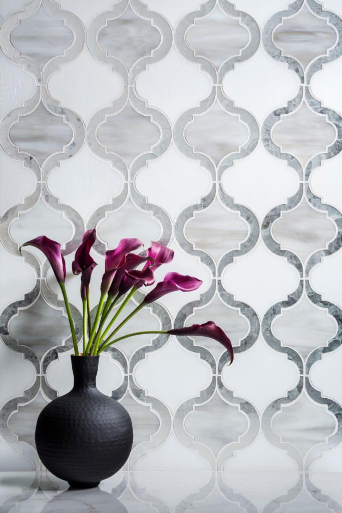 Jali Glass Tile