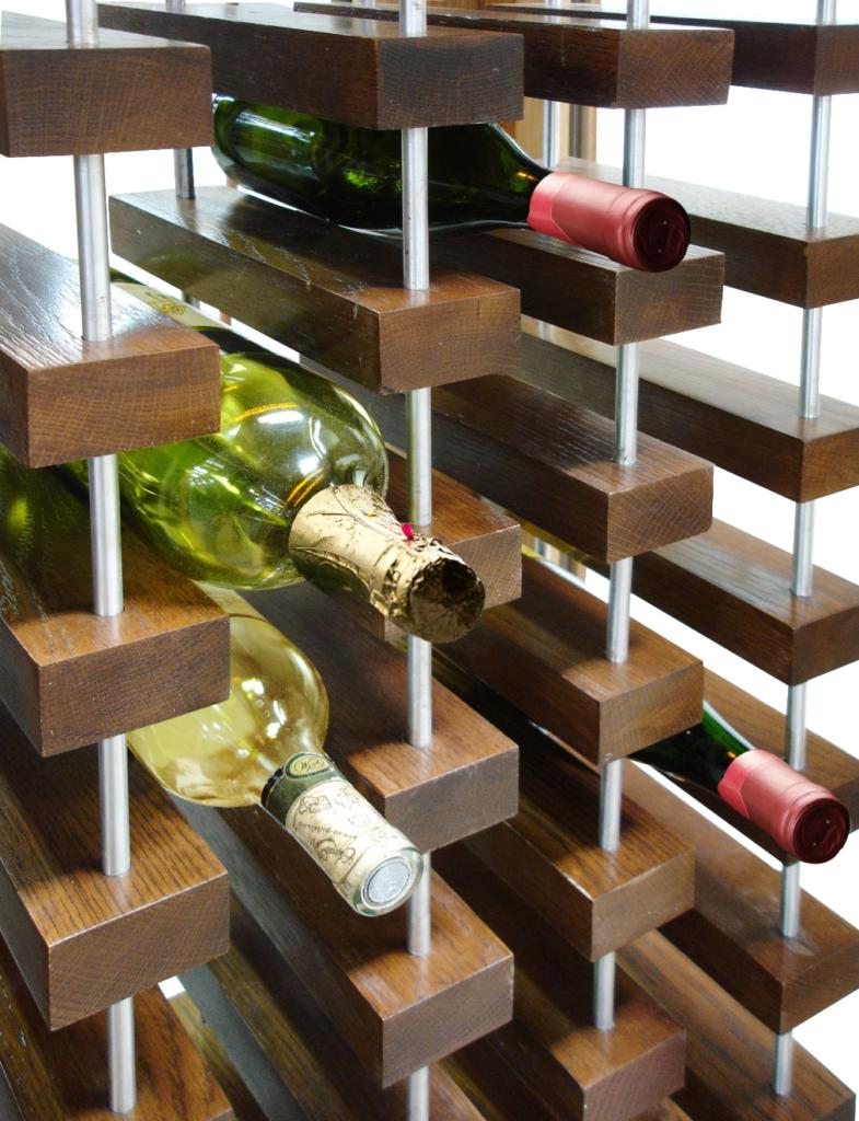 Zero-G Suspended Wine System