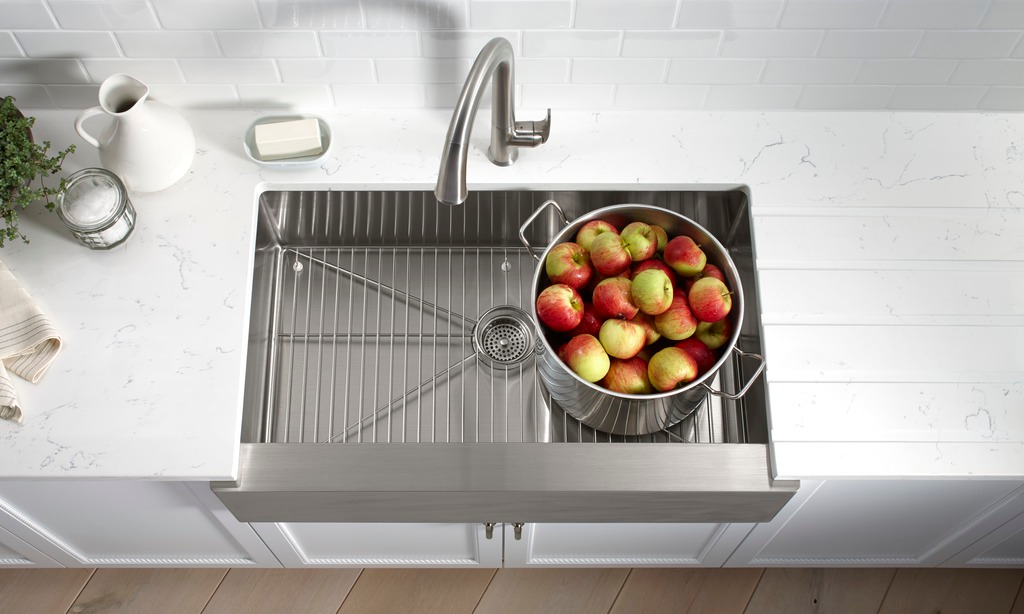 Strive Apron Front Sink
