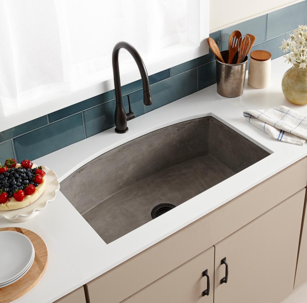 NativeStone Kitchen Sink