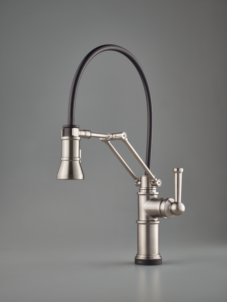 Single Handle Articulating Faucet