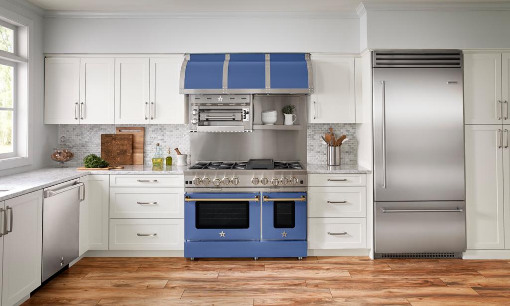 BlueStar 36″ Refrigerator