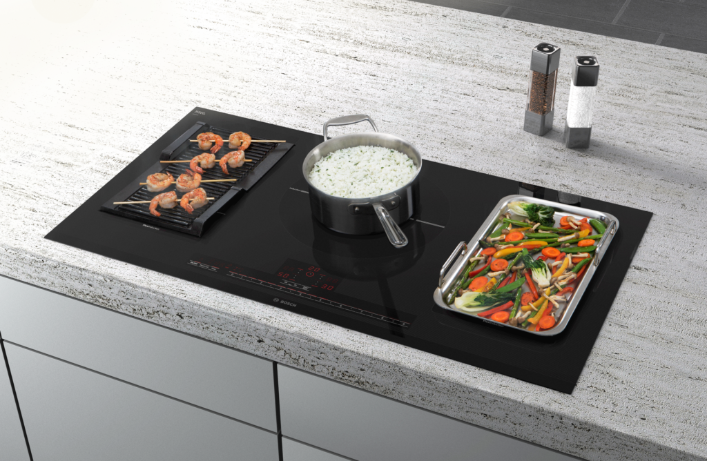 Benchmark Induction Cooktop