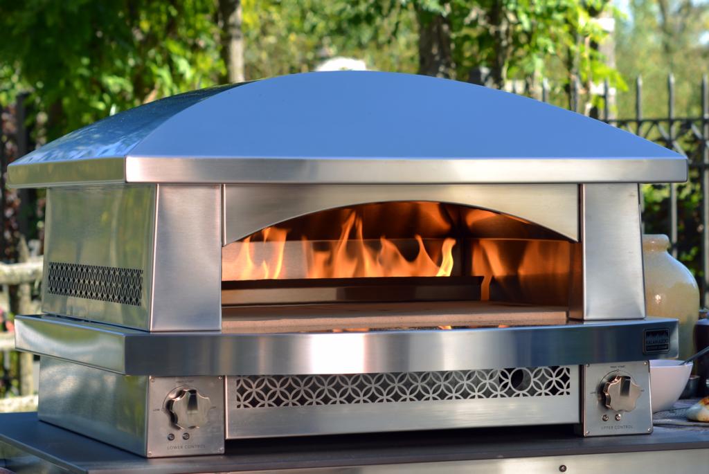 Freestanding Outdoor Pizza Oven