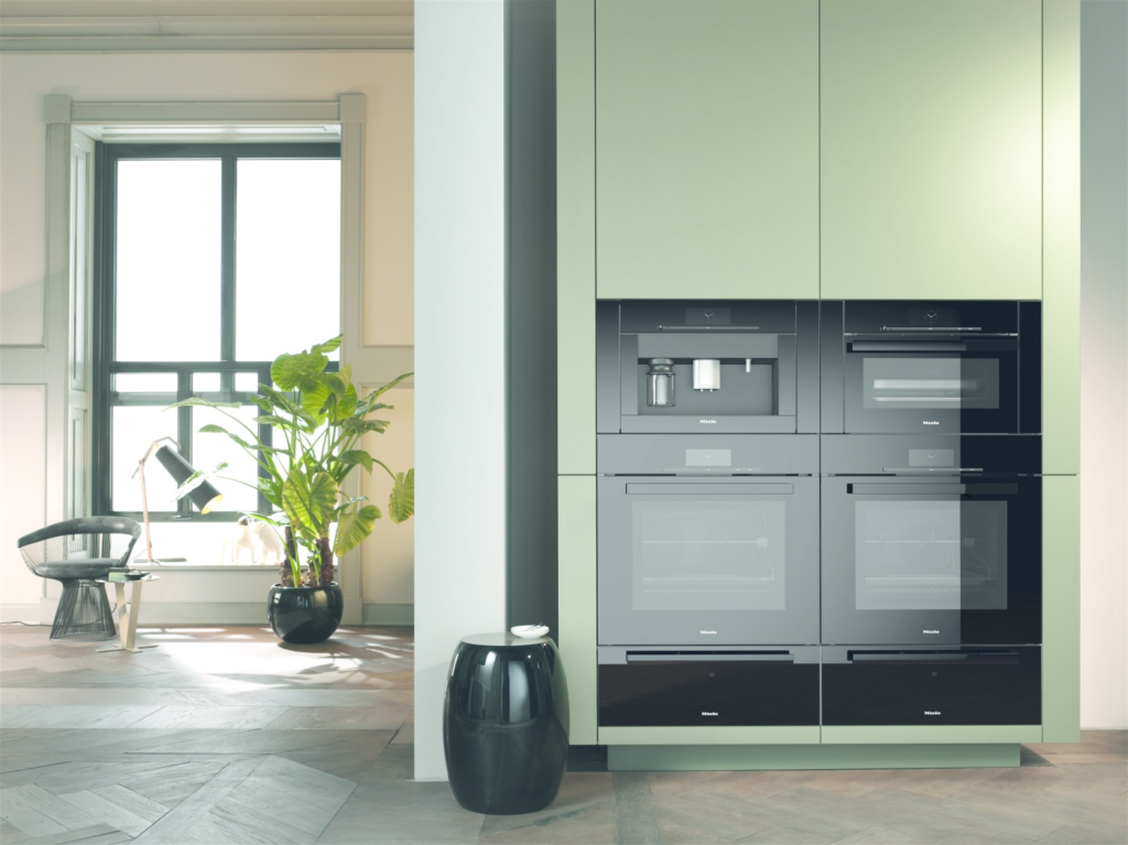 Obsidian Black Appliance Line