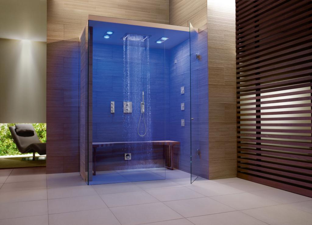 F Digital Deluxe Showers