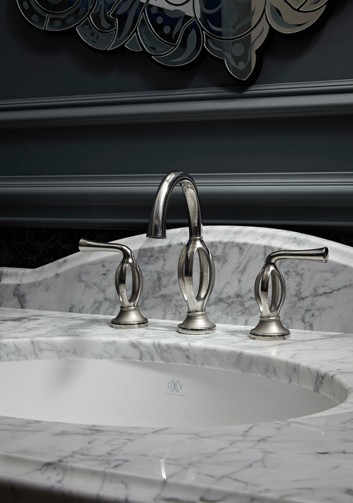 3-D Residential Faucets