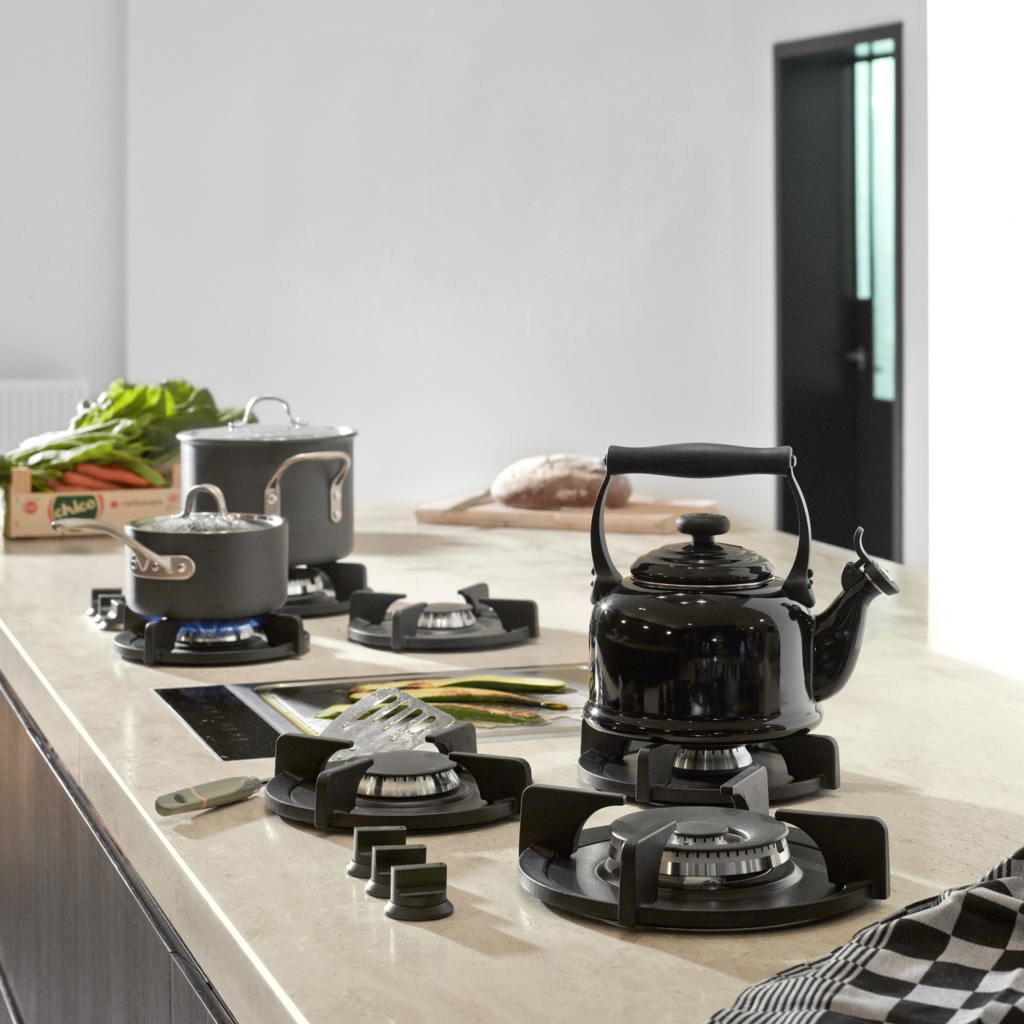 Integrated Cooktop System