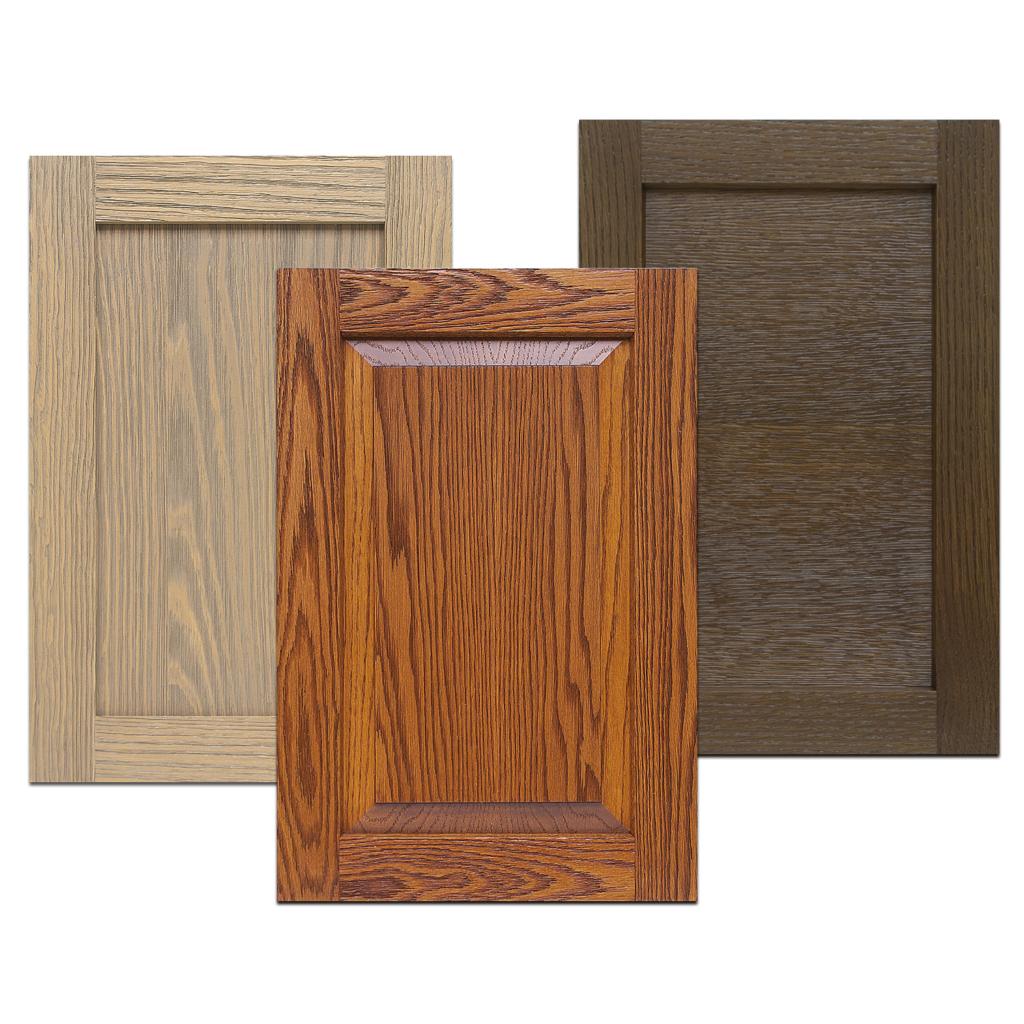 Weathered Cabinet Doors
