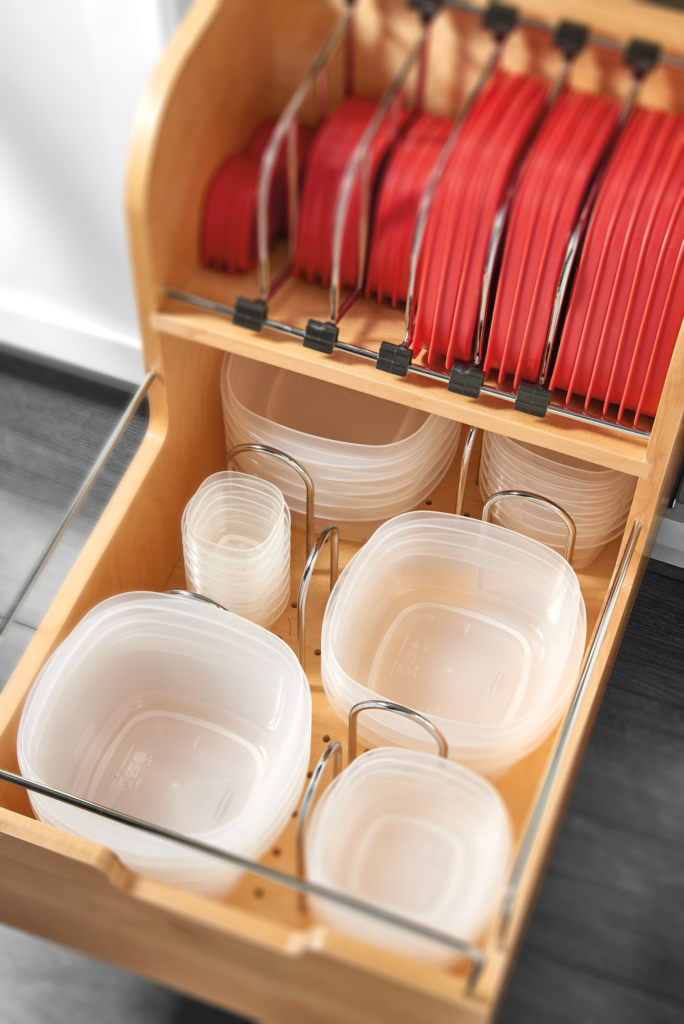 Food Container Storage