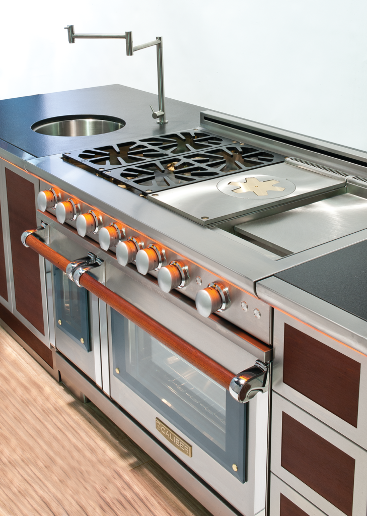 Gas Ranges and Cooktops