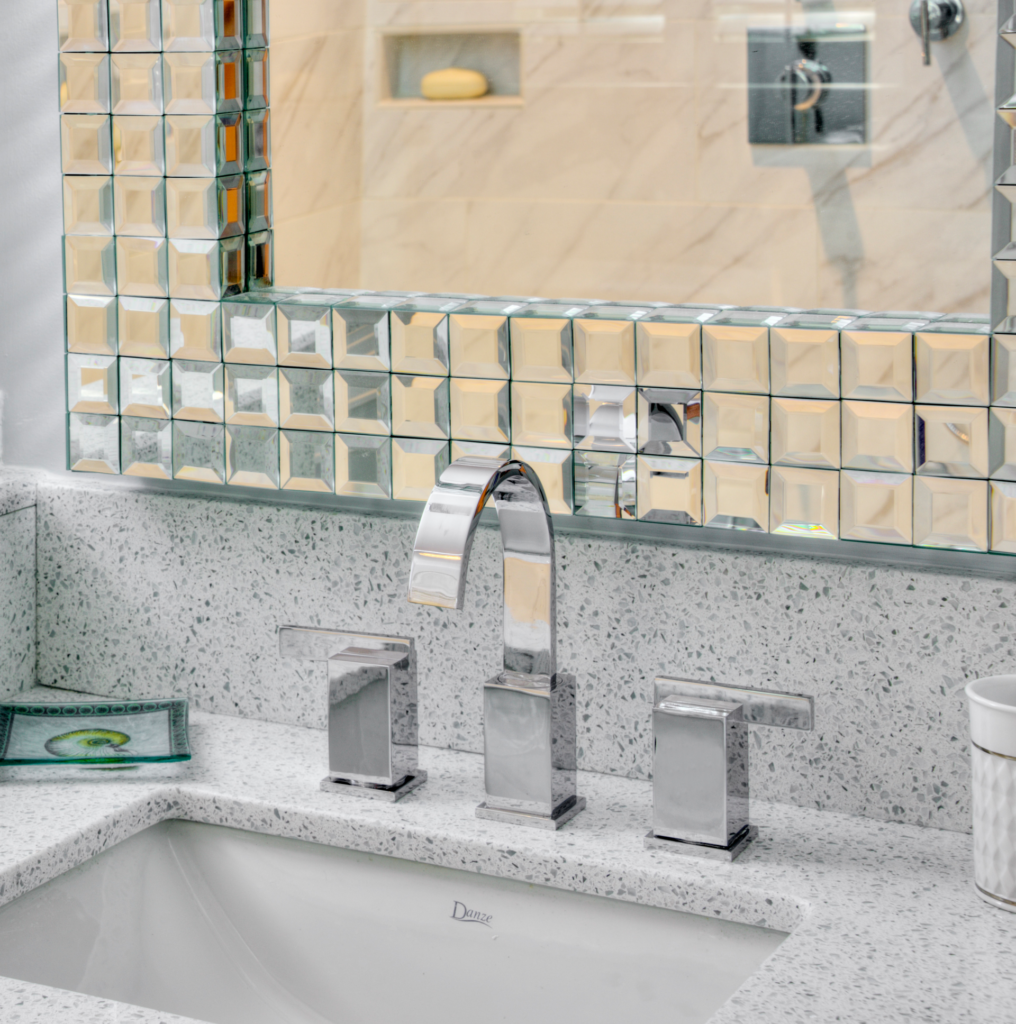 The Sirius Widespread Lavatory Faucet