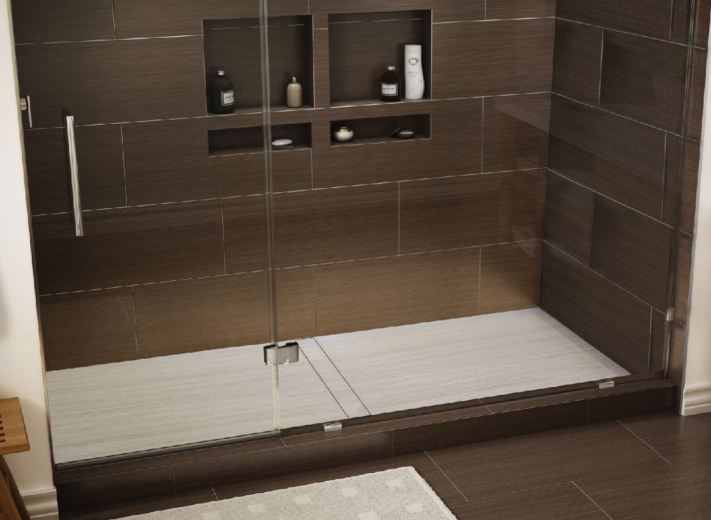 Redi Mega Shower Pan