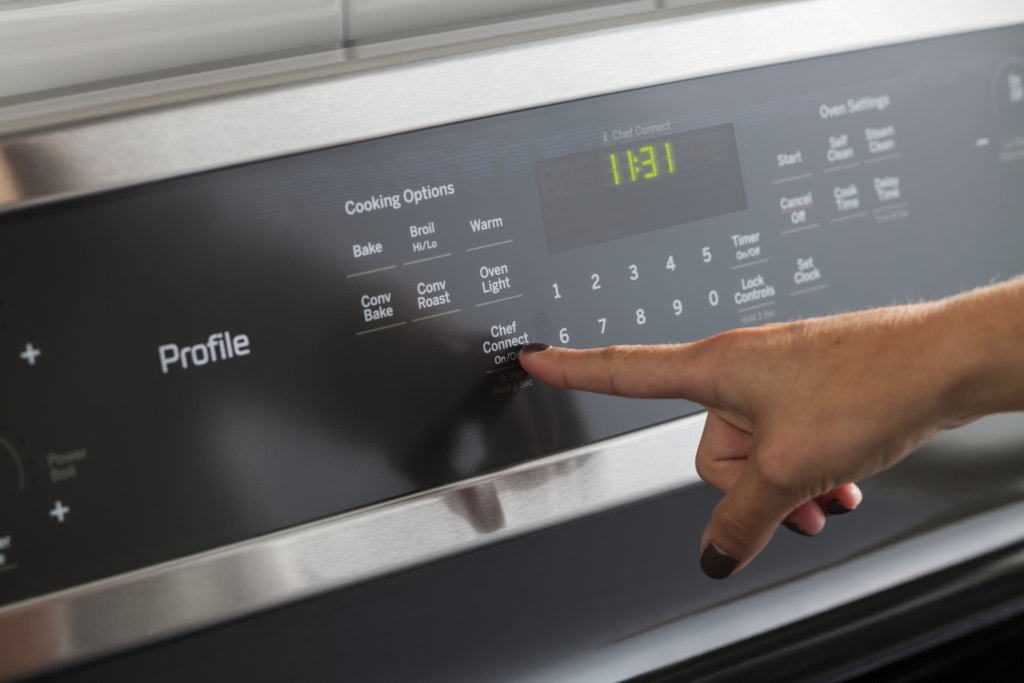 Chef Connect Cooking Appliances