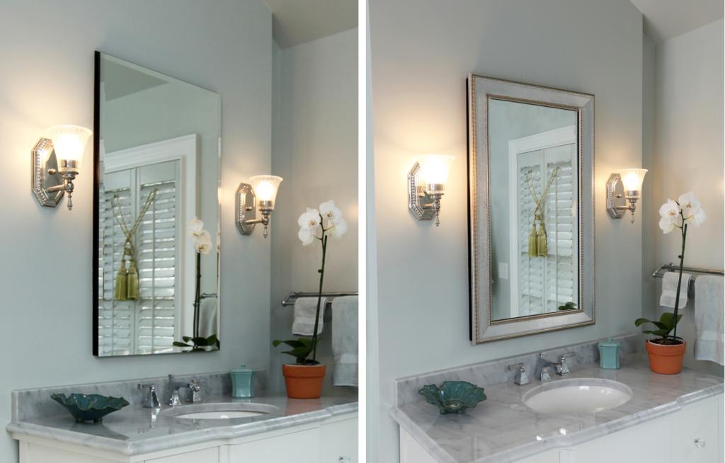 Medicine Cabinet Mirror Frames