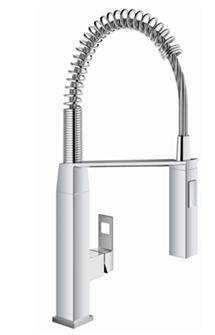 Eurocube Semi Pro Kitchen Faucet