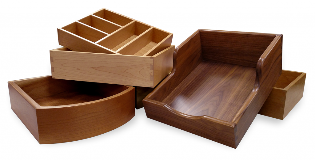 Specialty Drawer Boxes