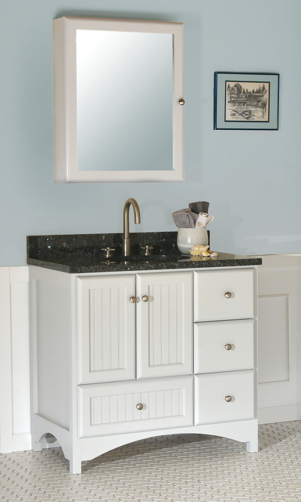 Birch Bay Bath Cabinetry