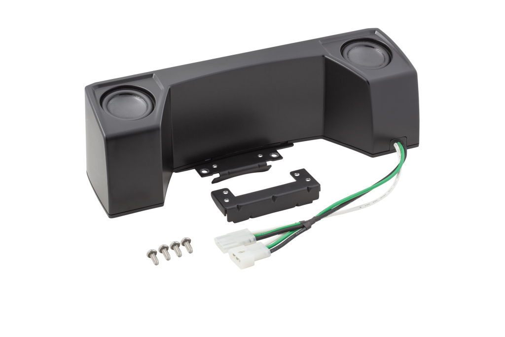 Audio Enabled Vent Fan