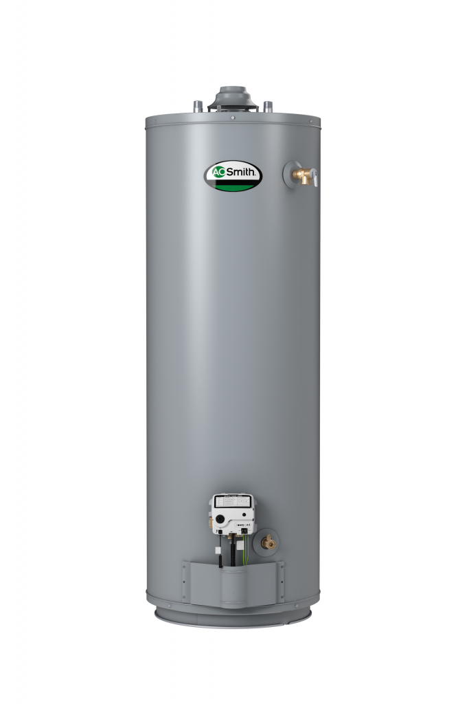Water heater size addition meets federal efficiency rules