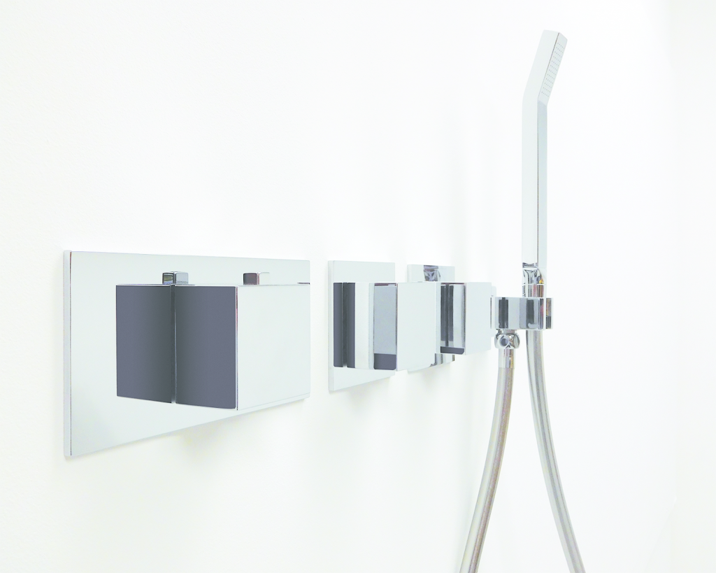 Linear Shower Controls