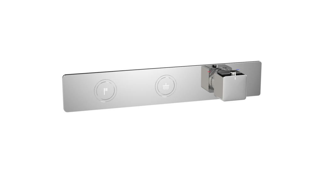 Hydro-Switch Thermostatic Valve Shower System