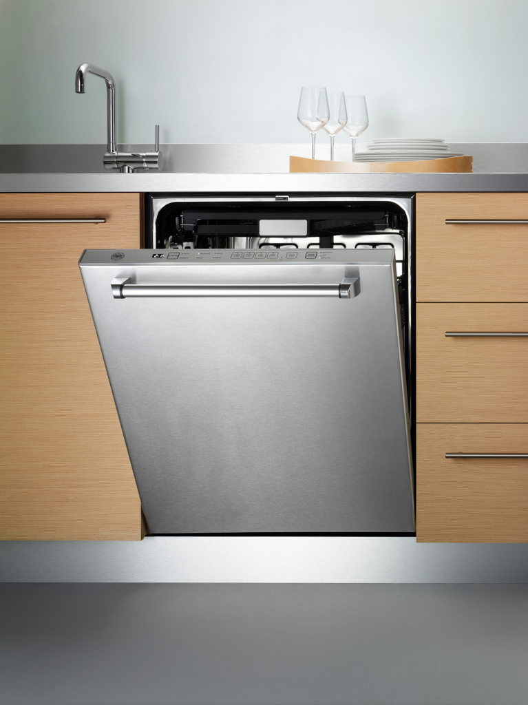 Feature-Loaded Dishwasher