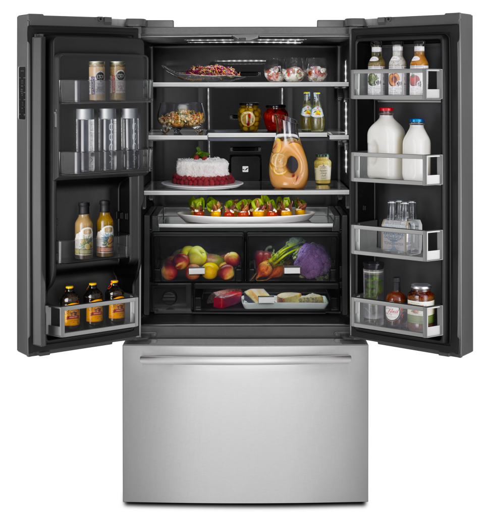 72″ Wi-Fi Connected Refrigerator