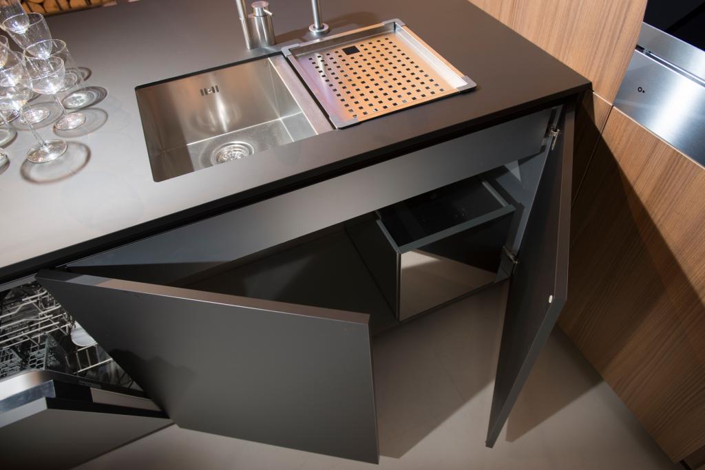 Matte Cabinet Surfaces