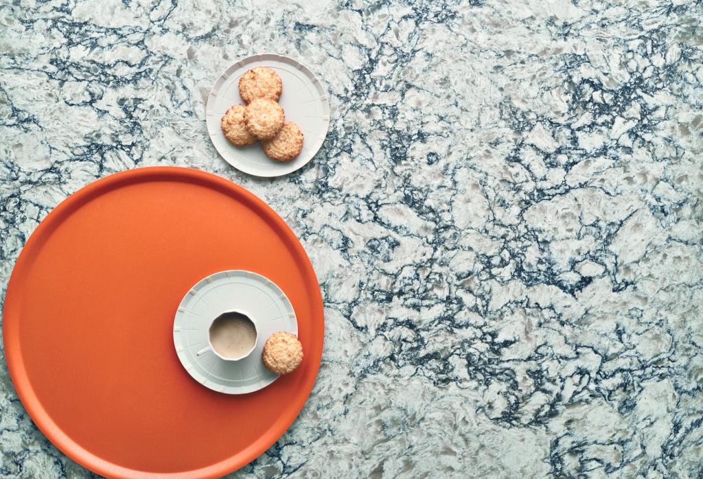 Granite-Inspired Quartz Surfaces