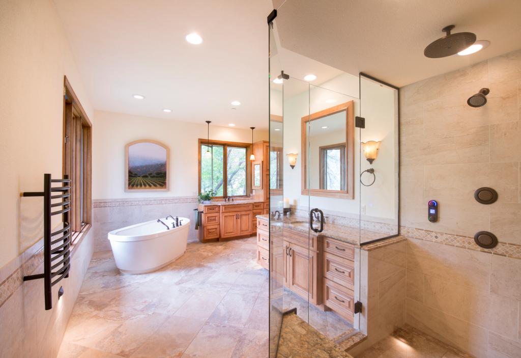 Survey Sees Baths Going High Tech